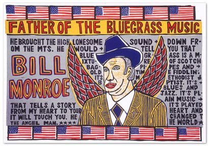 Bluegrass:80 years of American Music